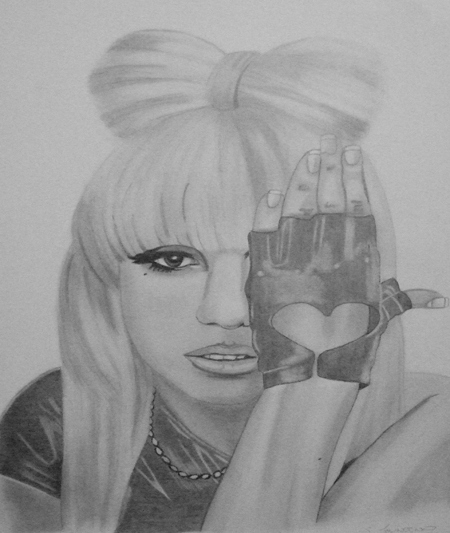 Lady Gaga by Inervisions